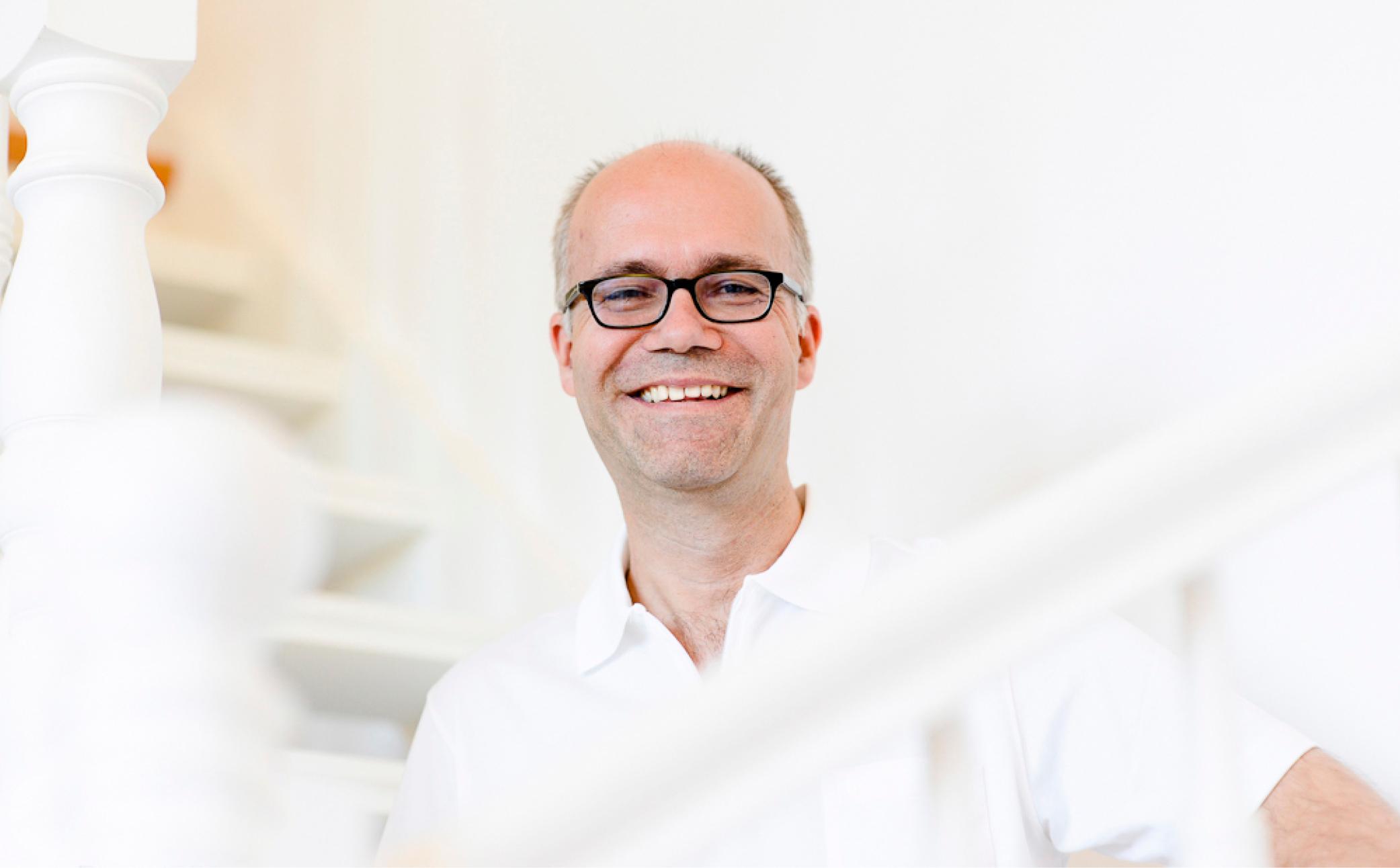 Erfolgreicher Mann - Business Portraits - Business Branding Fotografie Berlin