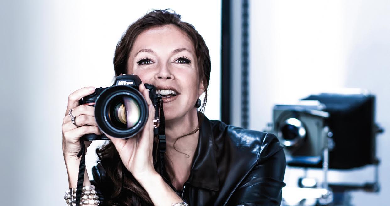 Hier sehen Sie die erfolgreiche Fotografin Rebekka Kaufmann - Business Branding - Business Portraits - Fotograf Berlin